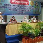 Workshop Penulisan Artikel Ilmiah Penelitian dan Pengabdian Kepada Masyarakat serta Asistensi Publikasi Scopus