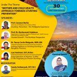 International Seminar- Center of Excellence for Science and Technology, Poltekkes Kemenkes Bengkulu